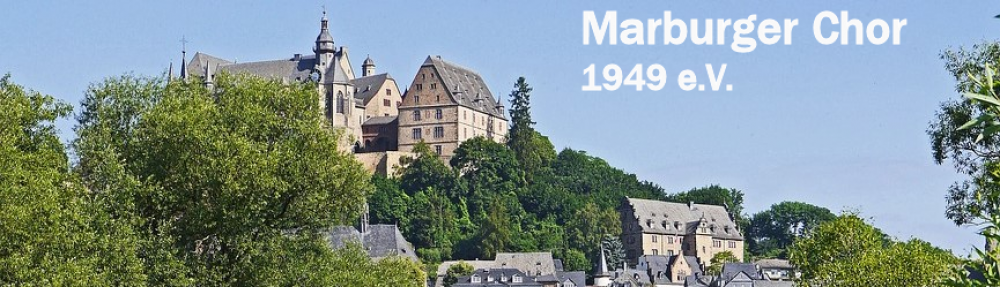 Marburger Chor 1949 e.V.